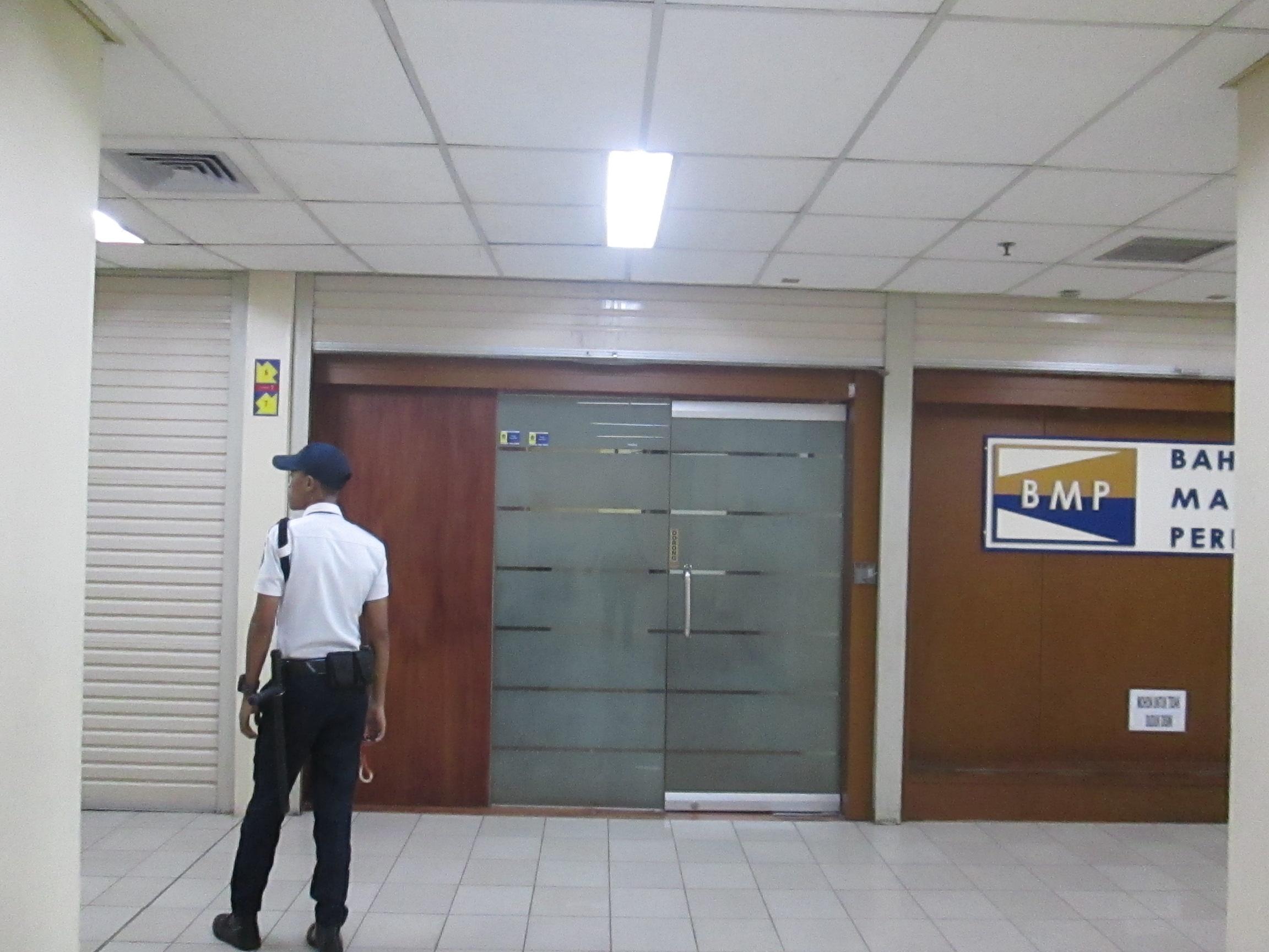 Rusun Hunian ITC Cempaka Mas Mega Grosir Jl. Letjend ...